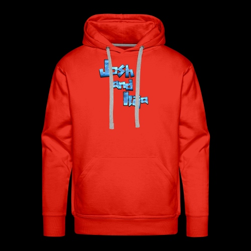 Josh and Ilija - Men's Premium Hoodie