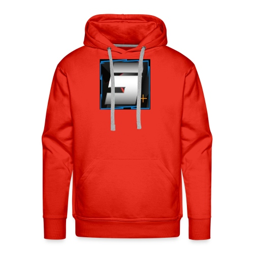 Logo Sernicke Plus - Männer Premium Hoodie