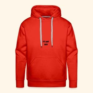 Just alexi - Herre Premium hættetrøje
