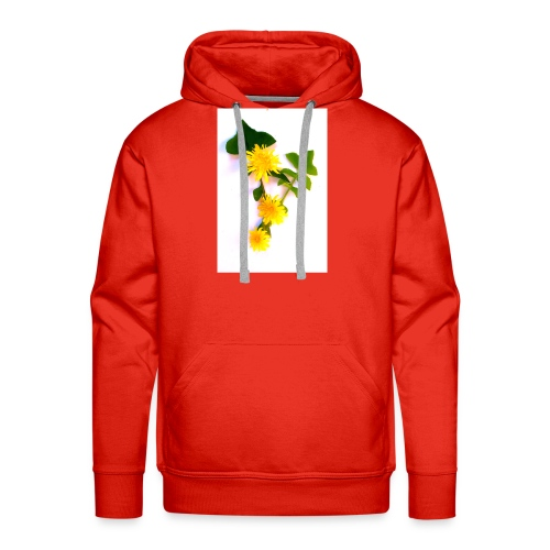 Margaritas 3d by The Cat Project - Sudadera con capucha premium para hombre