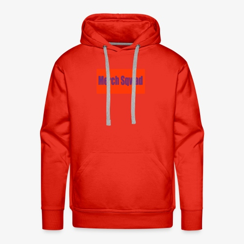 my merch sqwad - Men's Premium Hoodie