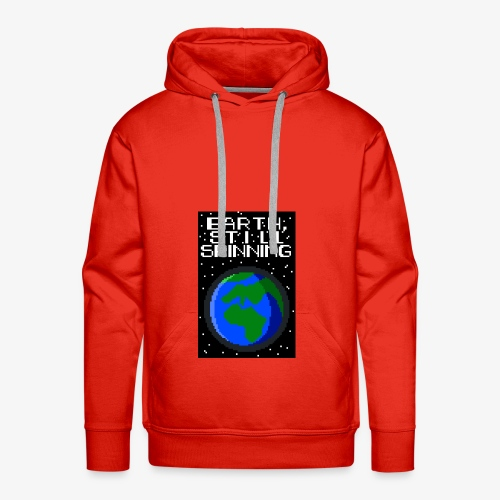 Earth Merch - Männer Premium Hoodie