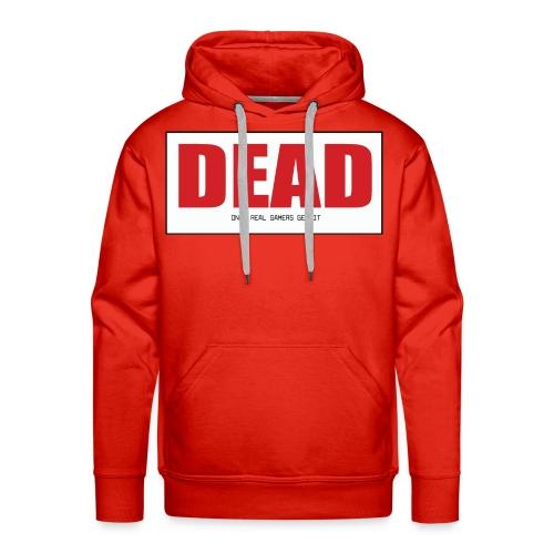 Dead - Men's Premium Hoodie
