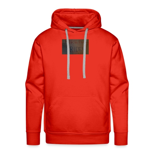 Fireflashriders shirt - Männer Premium Hoodie