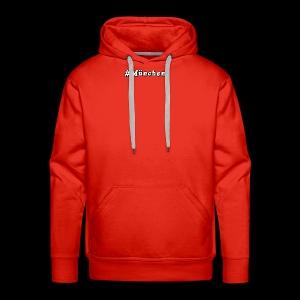 #Muenchen - Männer Premium Hoodie