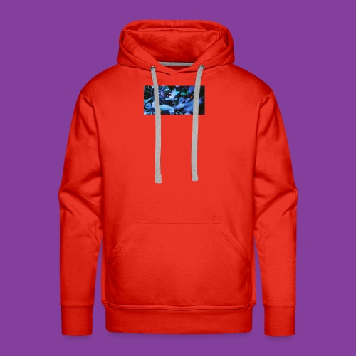 R1 00607 0004 - Men's Premium Hoodie