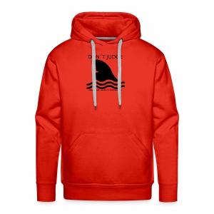 DONTJUDGE - Mannen Premium hoodie