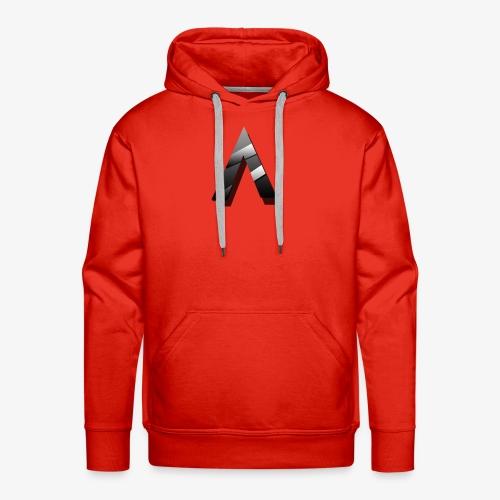 A for Arctic - Sweat-shirt à capuche Premium pour hommes