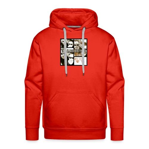 The Lounge Brothers - Sweat-shirt à capuche Premium pour hommes