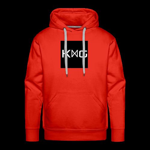 KMG - Männer Premium Hoodie