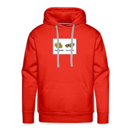 High Quality Weed - Men's Premium Hoodie