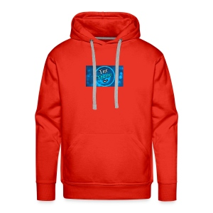 Ter Three official YouTube profile picture - Men's Premium Hoodie