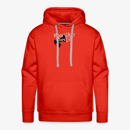 LVDL OFFICIEL 2017 TSHIRT ROUGE - Sweat-shirt à capuche Premium pour hommes