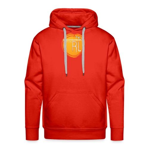 RONDOMLEREN - Mannen Premium hoodie