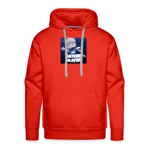 Gekke Aaron - Mannen Premium hoodie