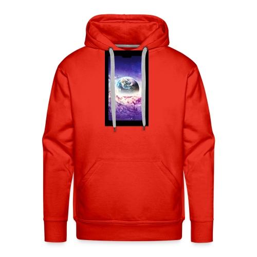 Univers - Sweat-shirt à capuche Premium pour hommes