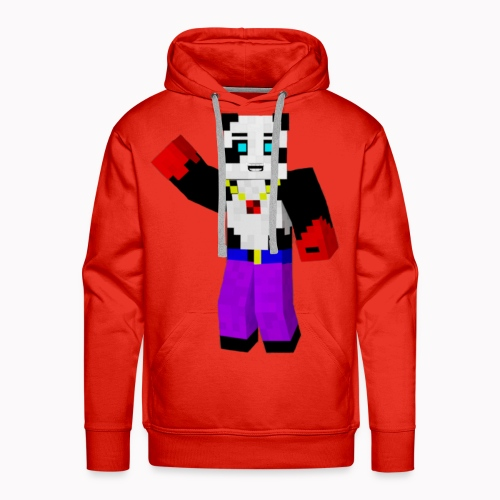 Waving PLAYLOCK1 Shirt - Men's Premium Hoodie