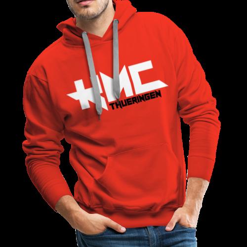 KMC Thueringen Pullover 2K18 Schwarz - Männer Premium Hoodie