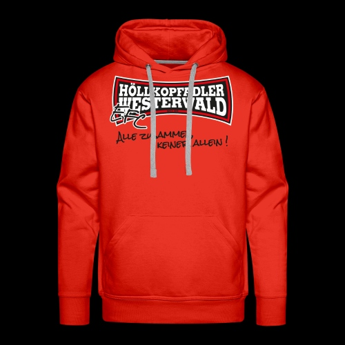 EFC Hoellkopfadler Westerwald - Männer Premium Hoodie