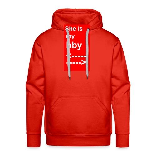 T-Shirt für den Freund - Männer Premium Hoodie