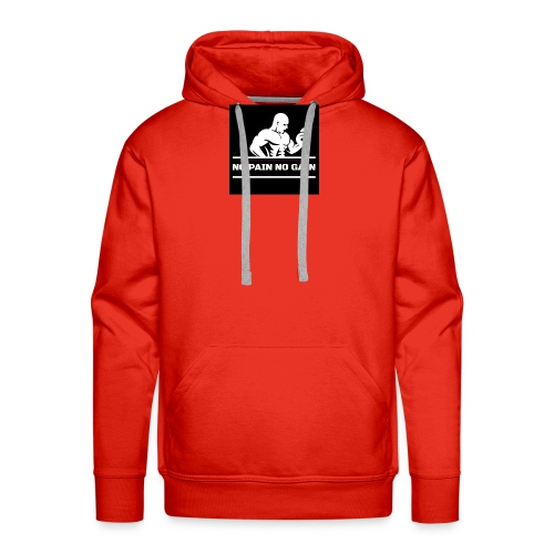5 - Sudadera con capucha premium para hombre