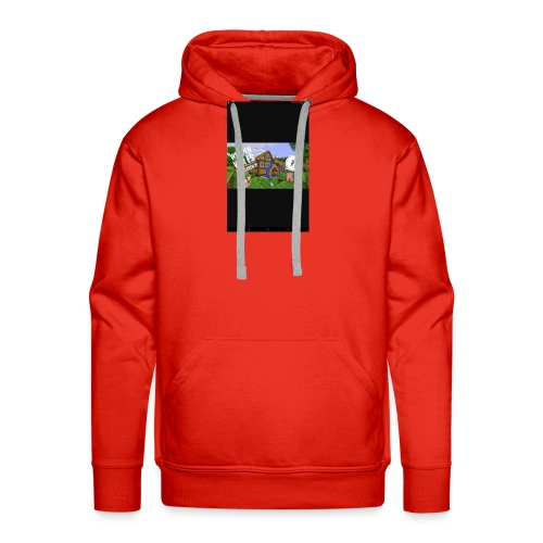 Let's Player Part #1 - Männer Premium Hoodie