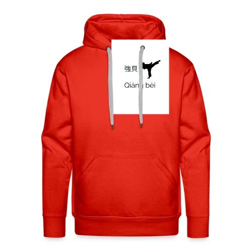 Kampfsport T shirt - Männer Premium Hoodie