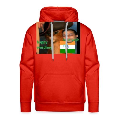 wesdney shirt official - Premiumluvtröja herr