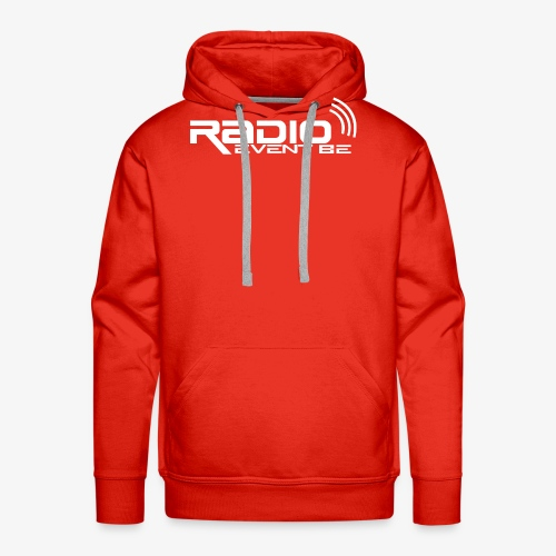 Radio EVENTBE blank - Sweat-shirt à capuche Premium pour hommes