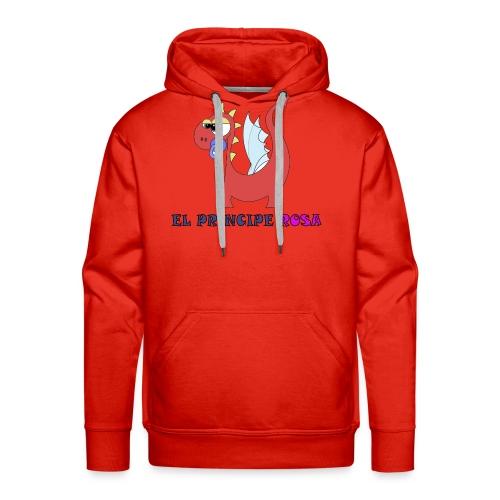 dragonpete - Sudadera con capucha premium para hombre