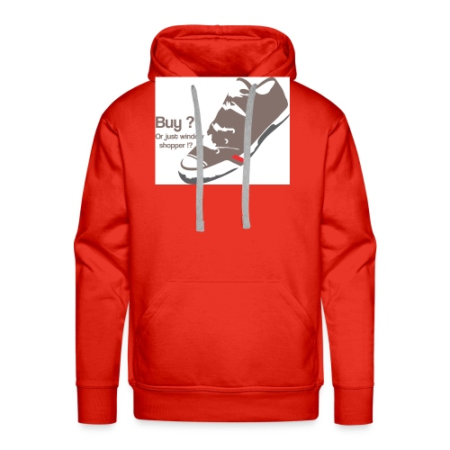window_shopper - Men's Premium Hoodie