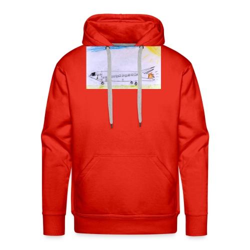 Destination énergie // Body manches longues - Sweat-shirt à capuche Premium pour hommes