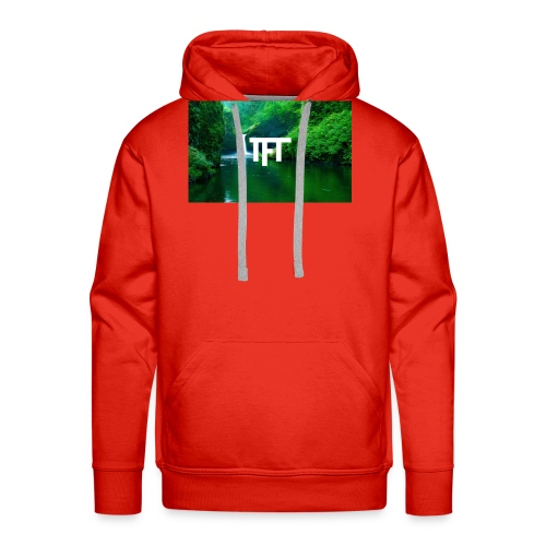 TheFlexTerms Jungle Logo - Mannen Premium hoodie