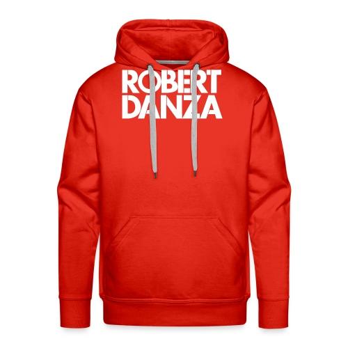 Robert Danza T-shirt - Mannen Premium hoodie