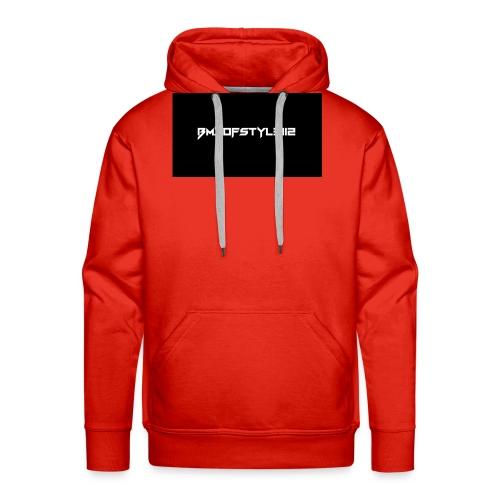 BMXofStYle112 - Männer Premium Hoodie