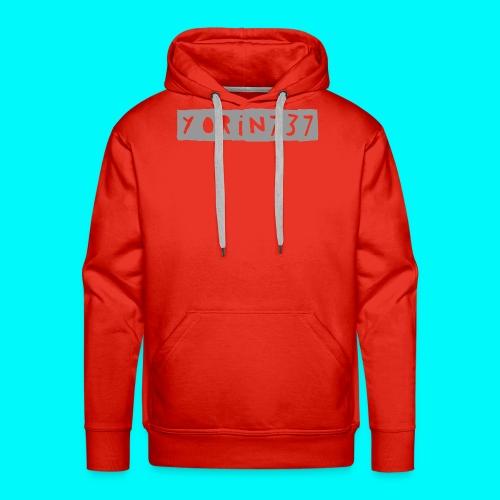yorin737 pet - Mannen Premium hoodie