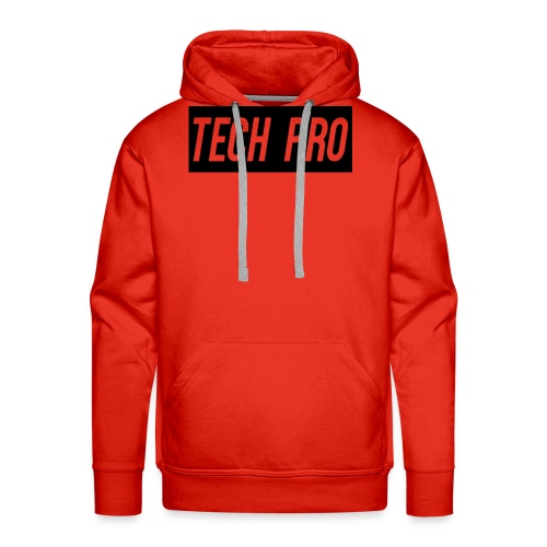 Tech Pro Official Logo - Men's Premium Hoodie
