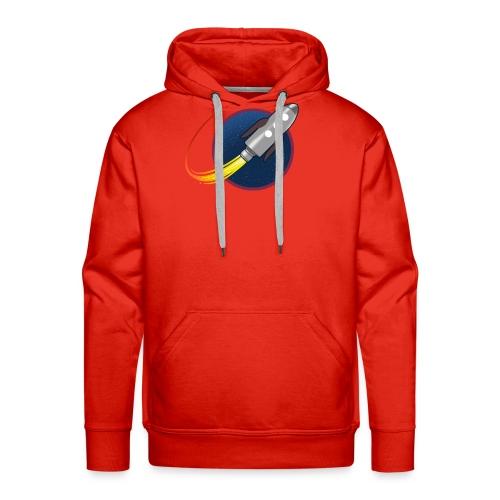 GP Rocket - Men's Premium Hoodie