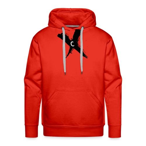 Cinnox Logo Kreuz - Männer Premium Hoodie