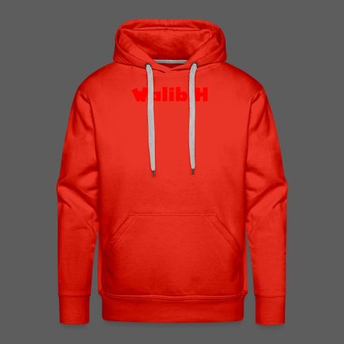 walibih - Mannen Premium hoodie