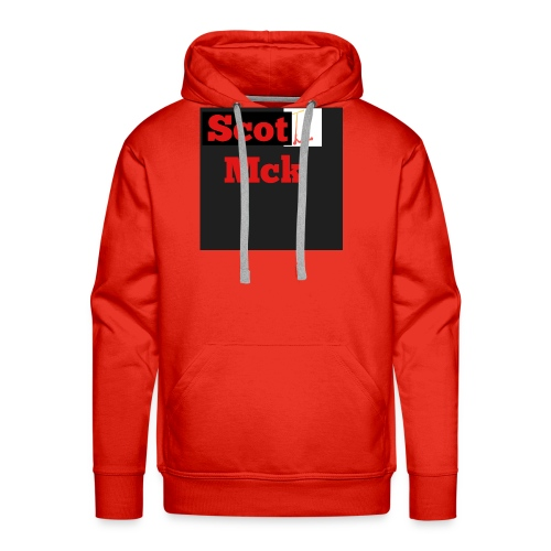 its my logo - Men's Premium Hoodie