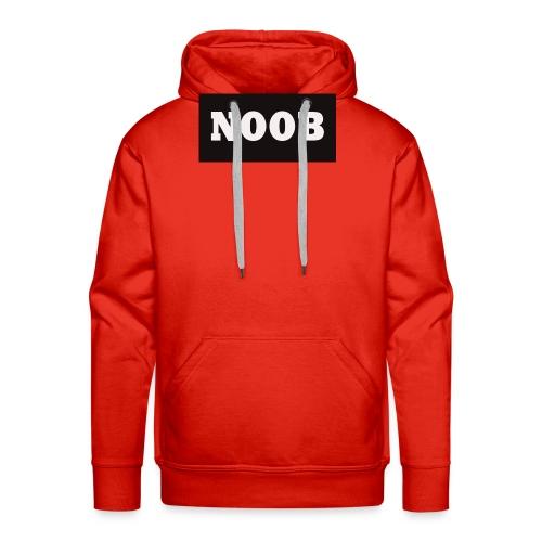 Noob Gaming Language - Mannen Premium hoodie