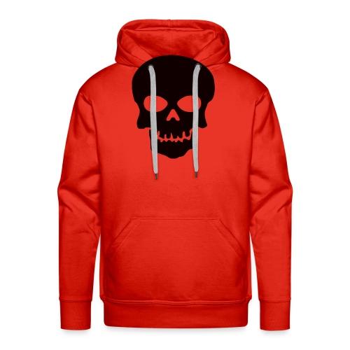Skeleton-Style - Premium hettegenser for menn