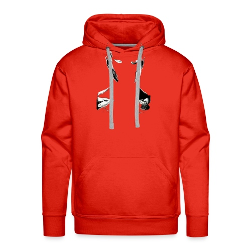 Light and Shadow - Männer Premium Hoodie