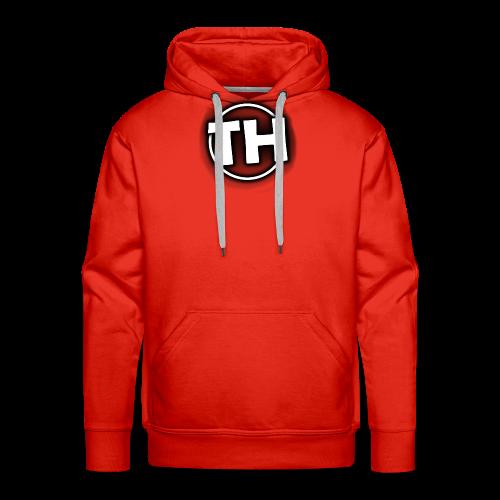 Men's TankTop - TooHard Logo 5 - Men's Premium Hoodie