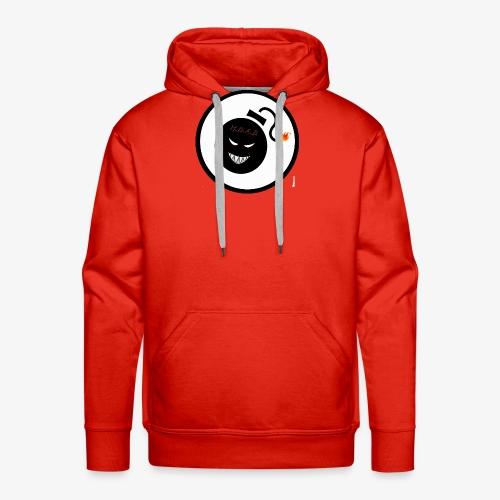 LeeMcG - MOAB Logo - Men's Premium Hoodie