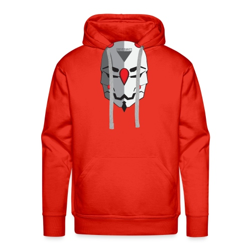 Greyfawkes logo colored - Men's Premium Hoodie
