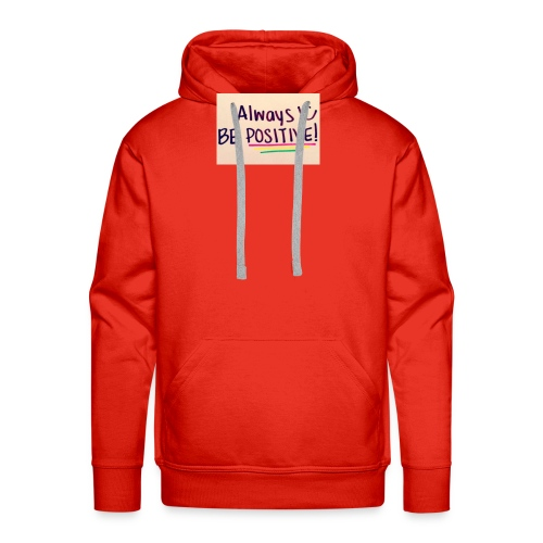 Bamse - Herre Premium hættetrøje