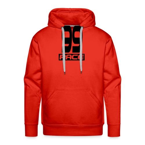 Apple 4/4s hardcase - Mannen Premium hoodie