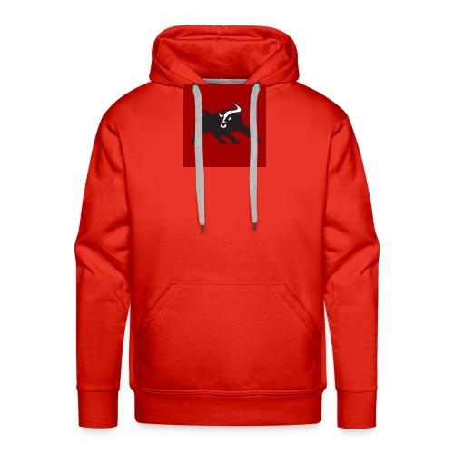 TOREROX - Sweat-shirt à capuche Premium pour hommes